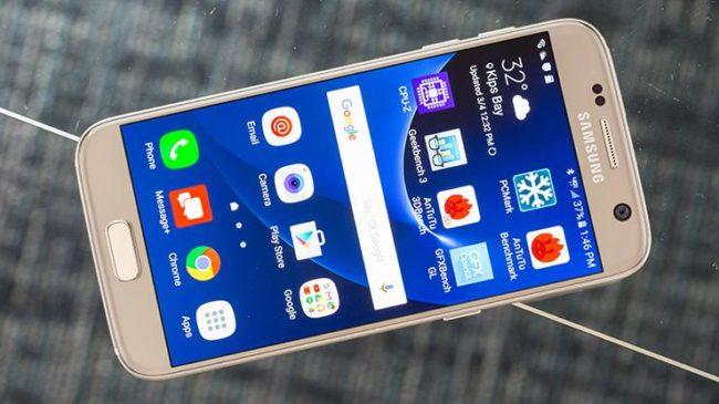 Лучший смартфон Samsung в среднем диапазоне (альтернатива) - Samsung Galaxy S7