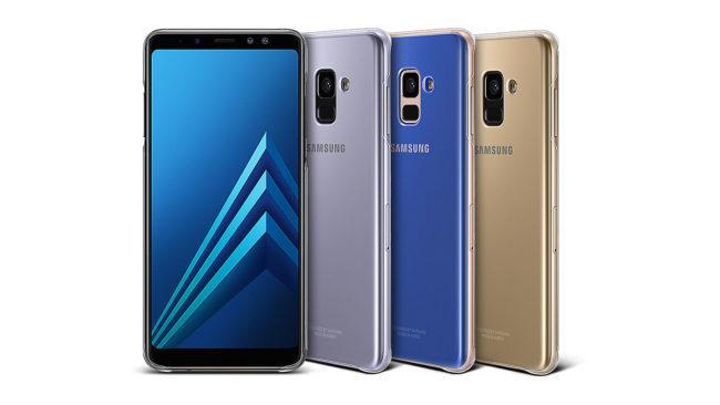 Лучший смартфон Samsung в среднем диапазоне - Samsung Galaxy A8