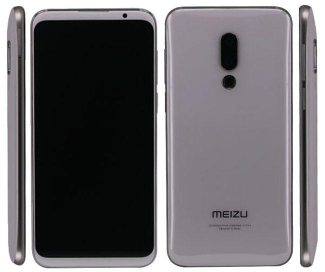Самый лучший дорогой телефон Meizu - Meizu 16 series