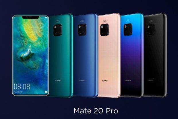 Cамый лучший телефон Huawei - Huawei Mate 20 / Mate 20 Pro / Mate 20 X