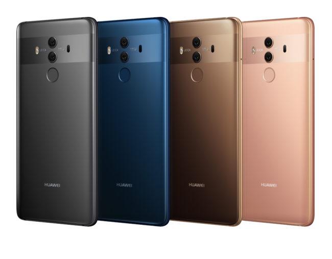 Cамый лучший телефон Huawei (альтернатива) - Huawei Mate 10 и Mate 10 Pro