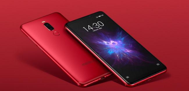 Лучший бюджетный смартфон Meizu - Meizu Note 8