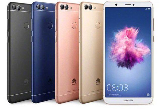 Лучший бюджетный телефон Huawei - Huawei P Smart