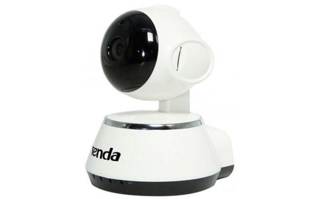 Обзор IP-камеры Tenda C50+
