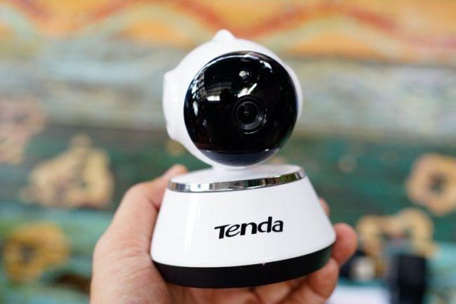 Комплект поставки IP-камеры Tenda C50+