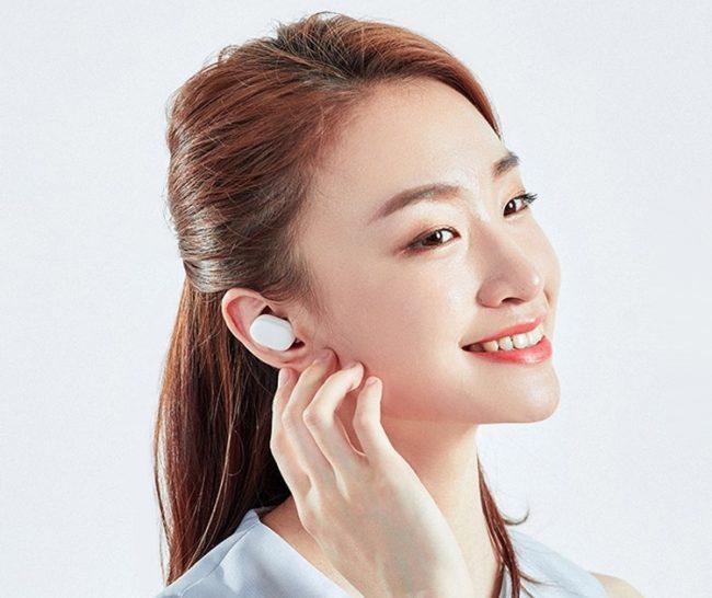 Дизайн Xiaomi AirDots