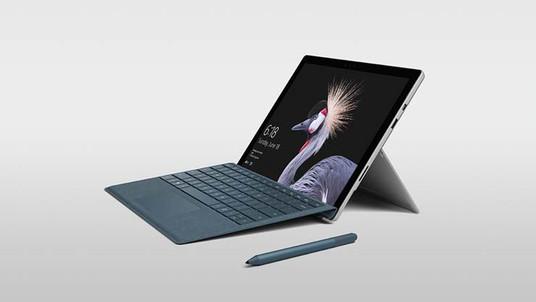 Дизайн Microsoft Surface Go