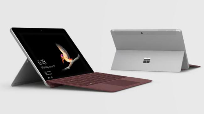 Автономность Microsoft Surface Go