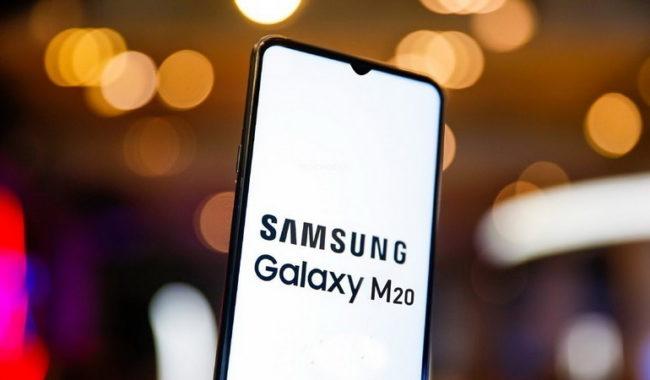 Аппаратное обеспечение Samsung Galaxy M20