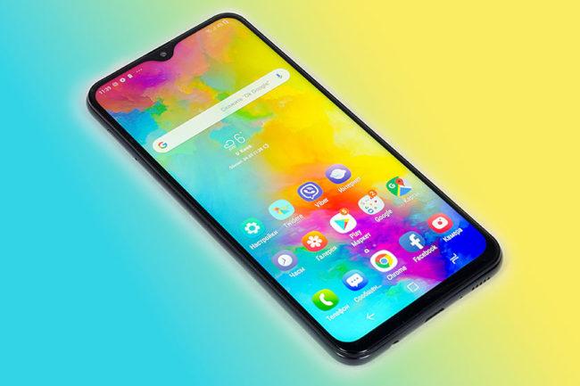 Дисплей Samsung Galaxy M20