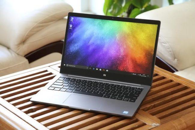 Обзор ноутбука Xiaomi Mi Notebook Air 13.3