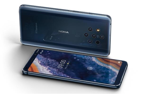 Дизайн Nokia 9 PureView