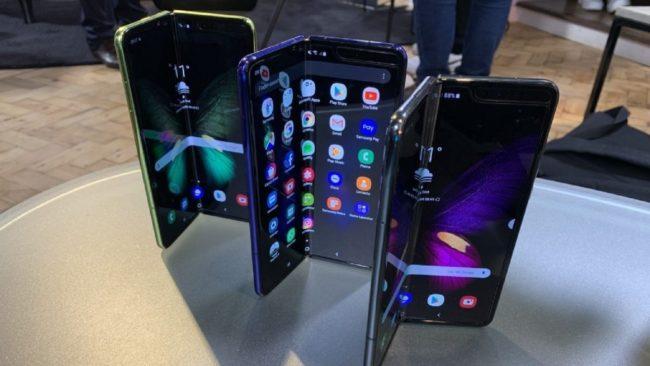 Насколько плохи дела у Samsung Galaxy Fold