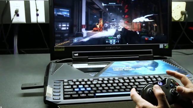 Лучшие ноутбуки для игр