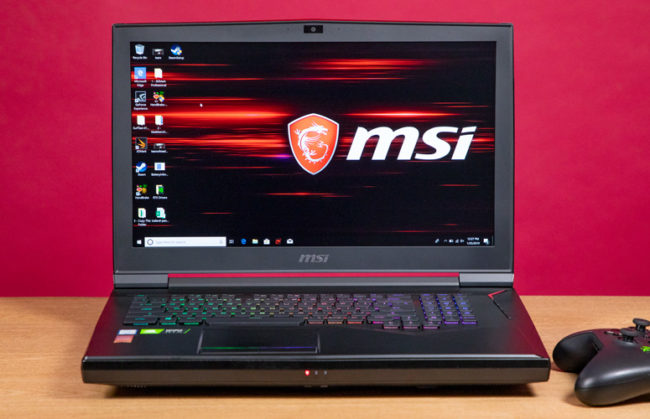 MSI GT75 Titan