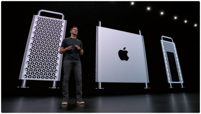Характеристики и производительность Apple Mac Pro 2019