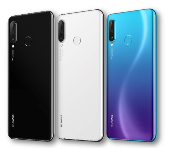 Программное обеспечение Huawei P30 Lite