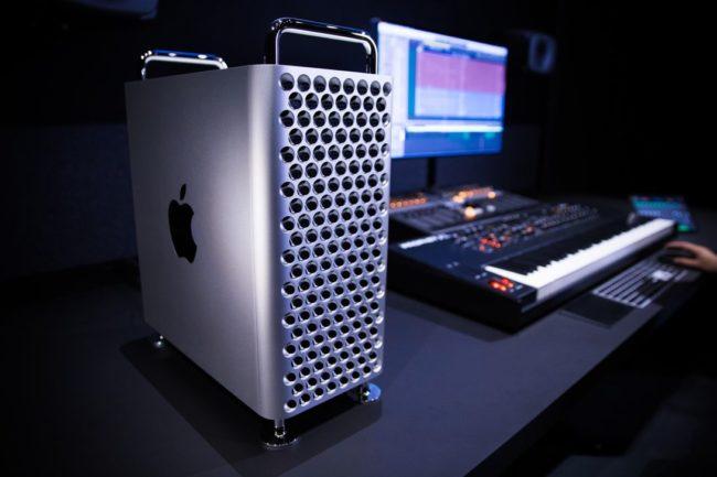 Первый взгляд на Apple Mac Pro 2019