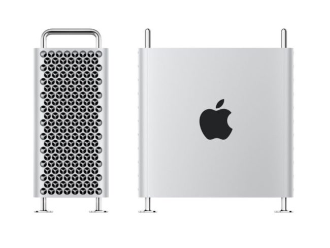Дизайн Apple Mac Pro 2019