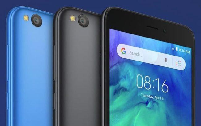Камера Xiaomi Redmi Go