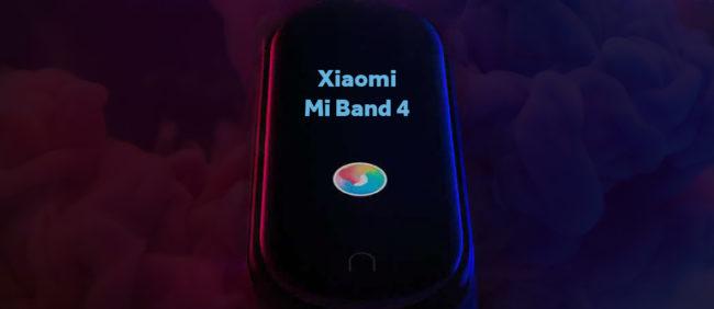 Автономность Xiaomi Mi Band 4