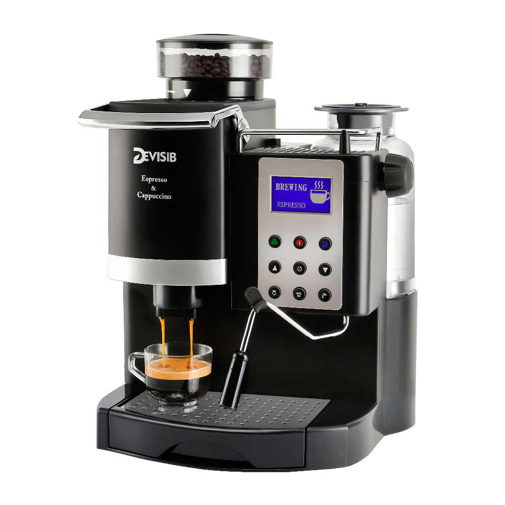 Автоматическая кофемашина для эспрессо Devisib DM038