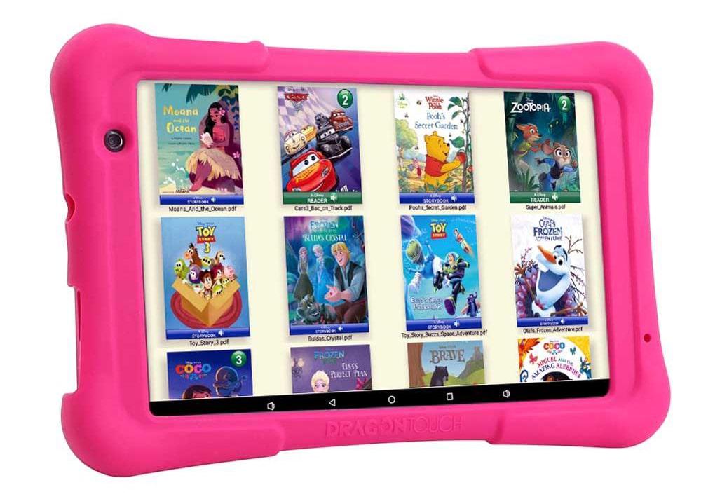 Детский планшет Dragon Touch Y80