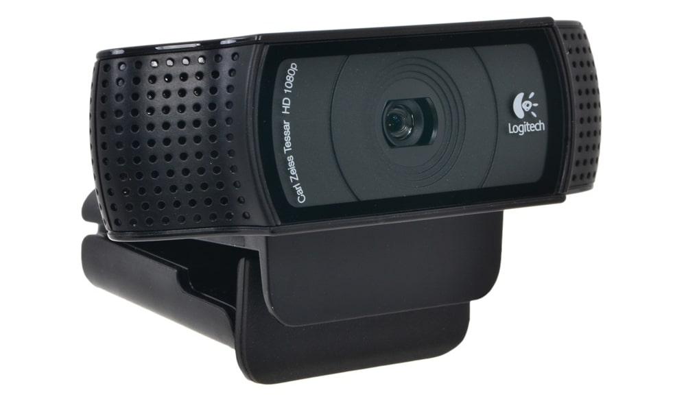 Веб-камера Logitech HD Pro C920e