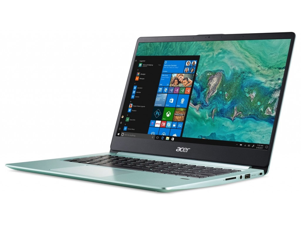 Acer Swift 1 SF114-32 Aqua Green
