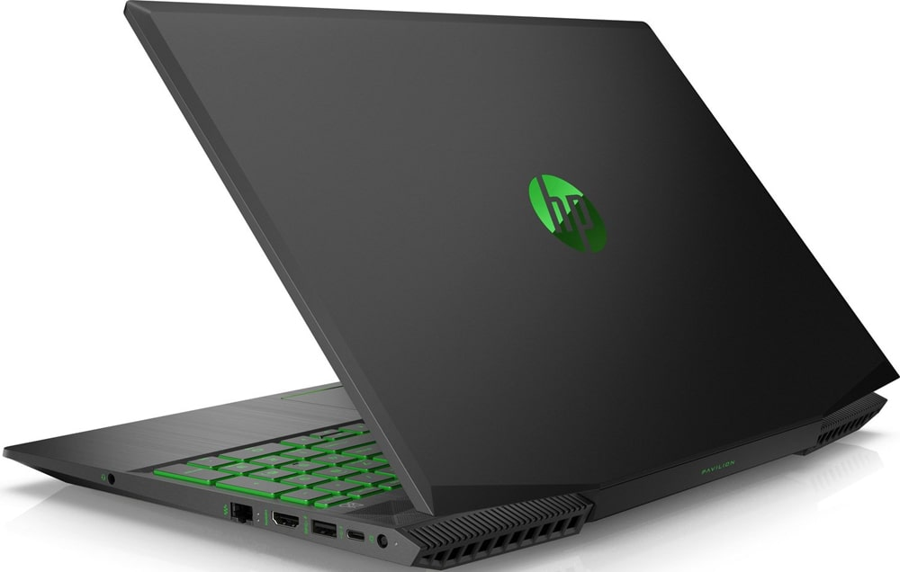 HP Pavilion Gaming 15 Black