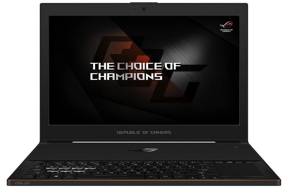 ASUS ROG Zephyrus GX501VI-GZ030R Black