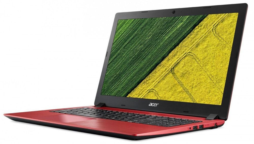 Acer Aspire 3 A315-51 Oxidant Red