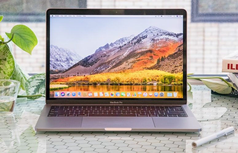 Apple MacBook Pro 15' Retina 256 Gb Silver 2019