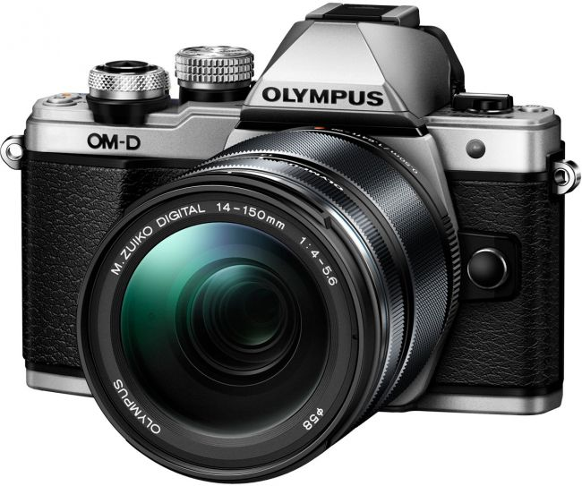 OLYMPUS E-M10 mark III 14-150 II Kit silver