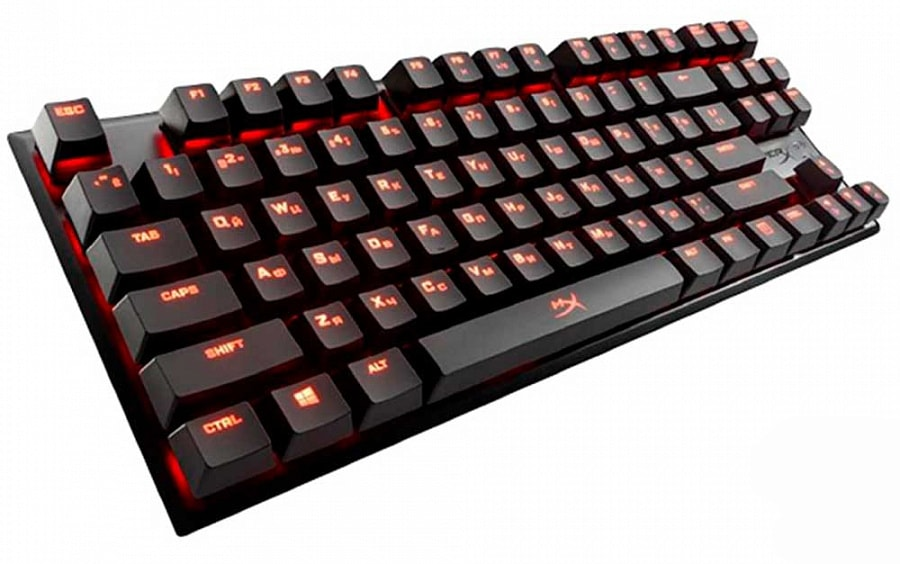 HyperX Alloy FPS Cherry MX Blue USB