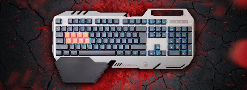 ТОП 7 лучших игровых клавиатур