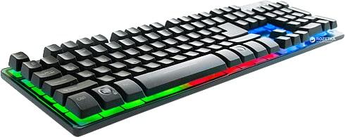 Real-El 8700 Backlit USB